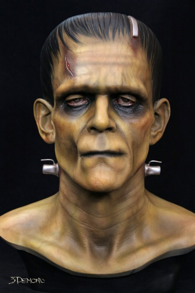 Life Size Bust