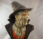 Scarecrow Bust