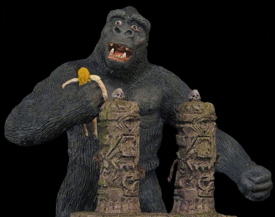 Sacrifice: Kong at the Altar