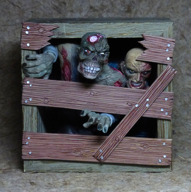 Zombie Shadow Box