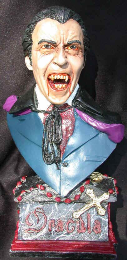 Model Museum: Dracula ...