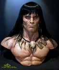 Conan Life Size Bust