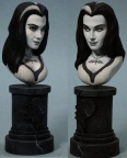 Lily Munster Bust